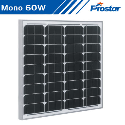 Prostar PMS60W 12v mono paneles solares 60w precio