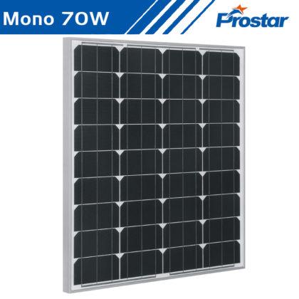 Prostar PMS70W 12v 70w paneles solaresbeneficios mono
