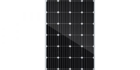 monocristalinos placa solar 24v 190w