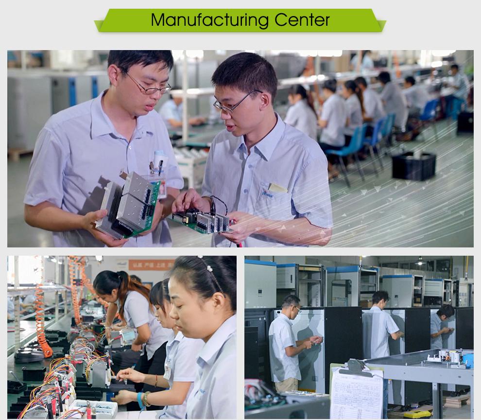 Centro de fabricación Prostar