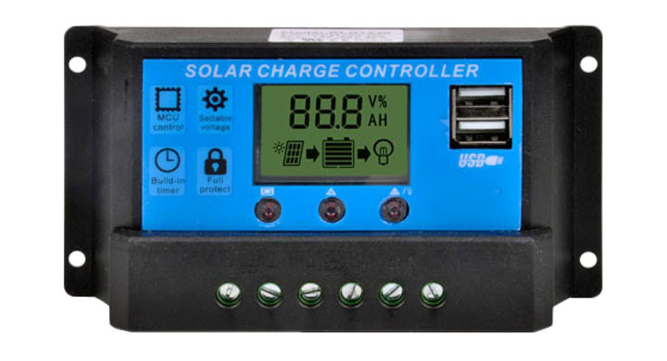 regulador de carga solar PWM Prostar