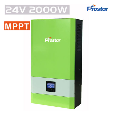 solar inverter 24 volt 2000 watt