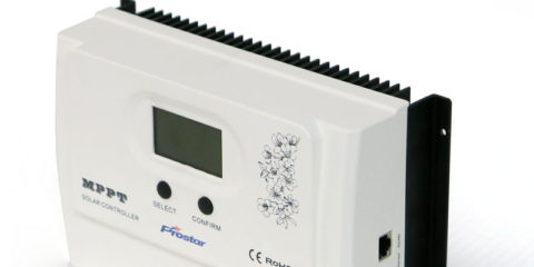 mppt charge controller 40 amp