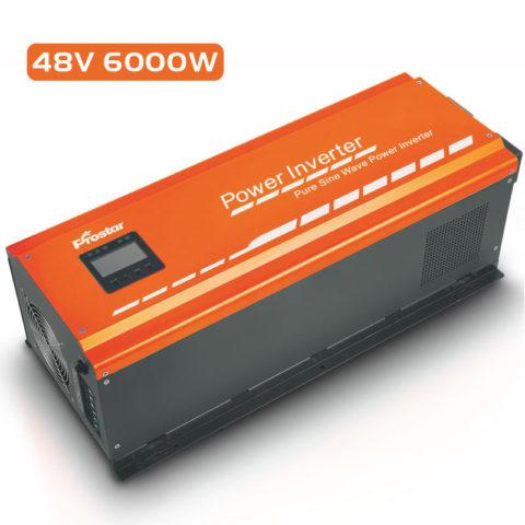 6000 watt 48v ac inverter solar power system home