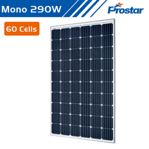 290 watt solar panel