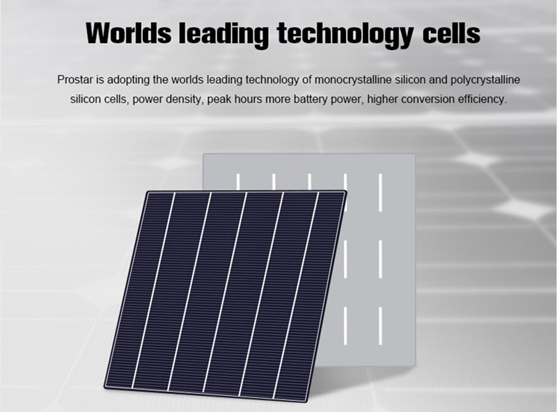 150 watt 12 volt polycrystalline solar panel Prostar PPS150W 150 watt 12 volt polycrystalline solar panel price Polycrystalline Solar Panels solar cells