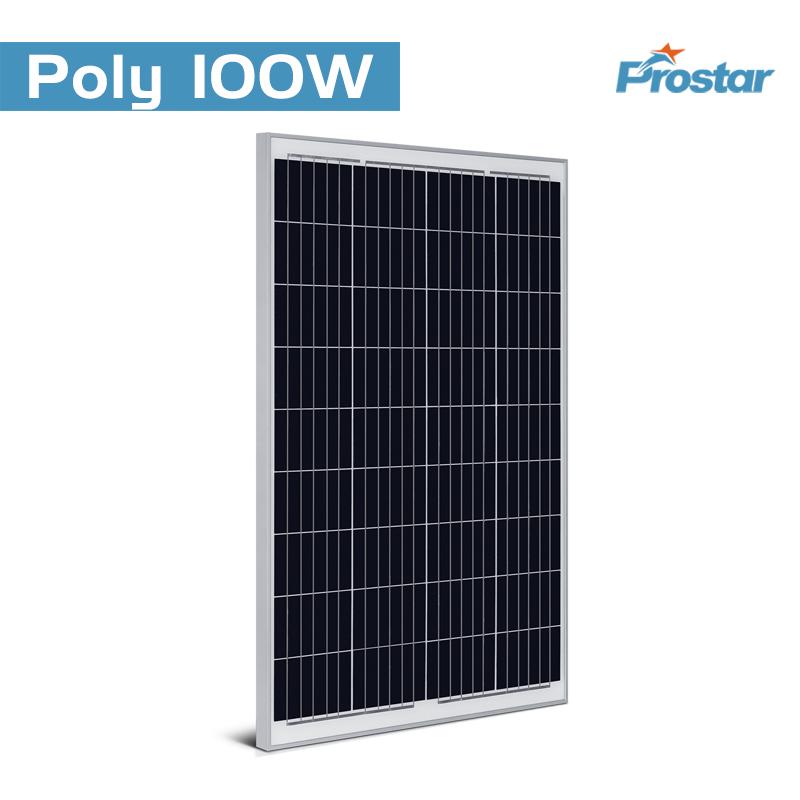 solar panel 100 watts