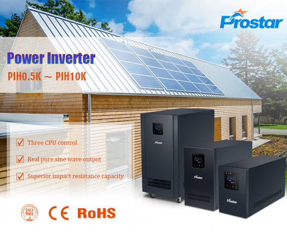inverter 10kw Prostar PIH10K-96 single phase ac dc power supply inverter 10kW 96V Power Inverter