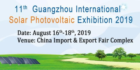 11th Guangzhou International Solar Photovoltaic Exhibition 2019