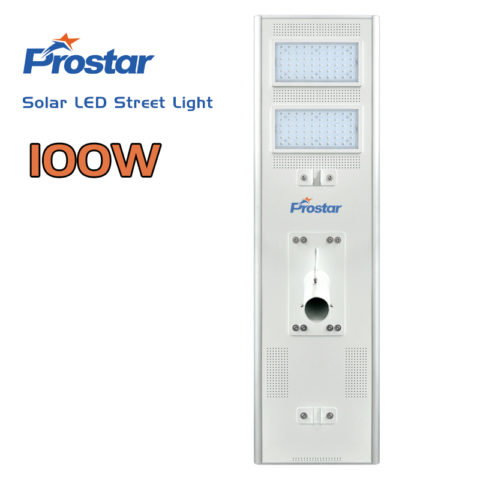 solar let street light 100w
