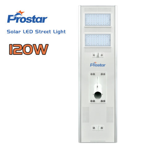 solar led street light 120w