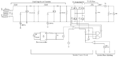 transformerless inverter circuit