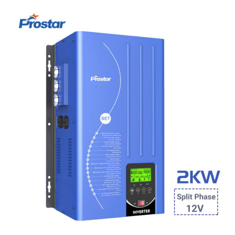 split phase inverter 2000w