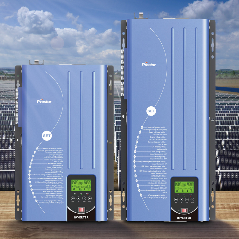 Prostar split phase inverter