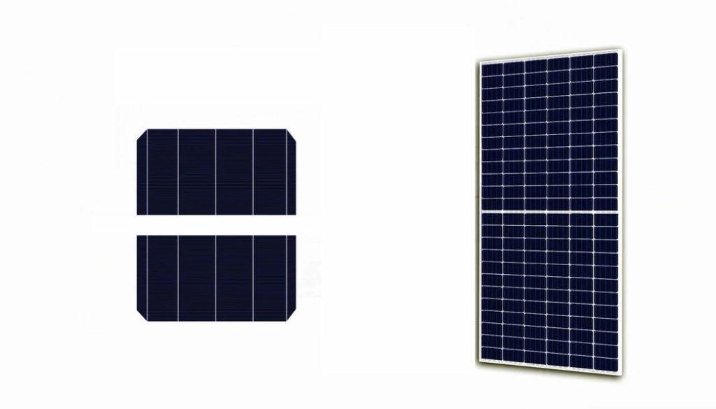 Half Cut Cell Mono PERC Solar Panel