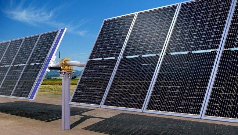 Half-cut Cell Mono Solar Module Installation