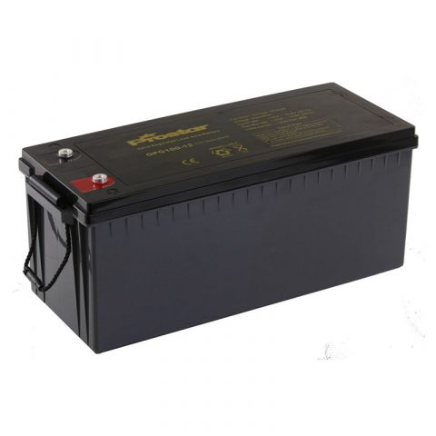 12v 180ah deep cycle solar battery