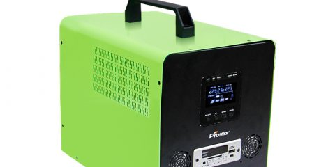 500w solar generator