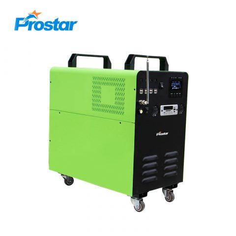 1000 watt solar generator