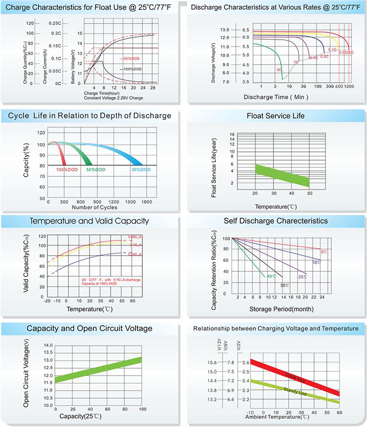Battery Performance Characteristics