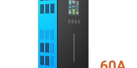 SunStar 60 amp mppt charge controller
