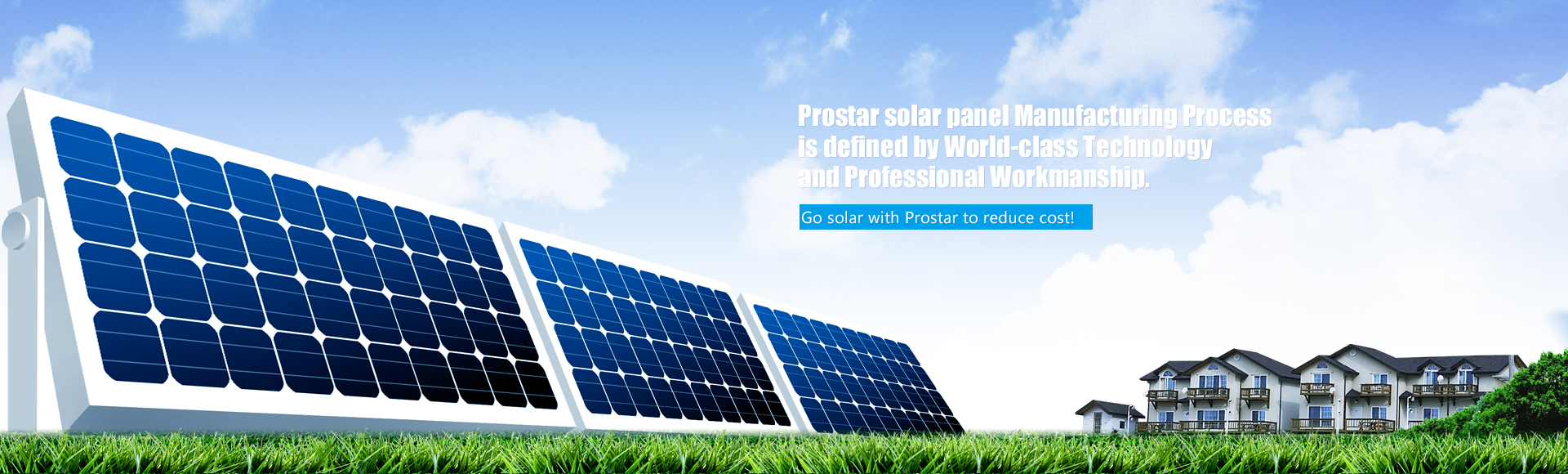Prostar Solar Manufacturer in China