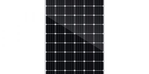 commercial mono crystalline solar panel 365w